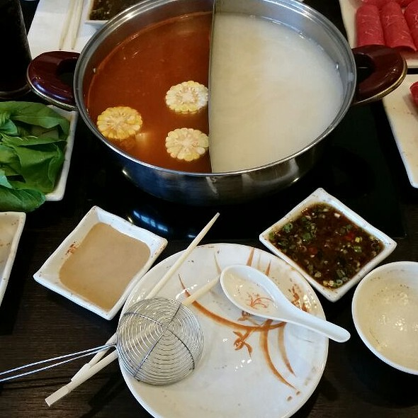 Hot Pot @ Shabu