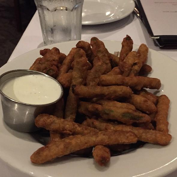Fried Green Beans - Portobello Grill, Redwood City, CA