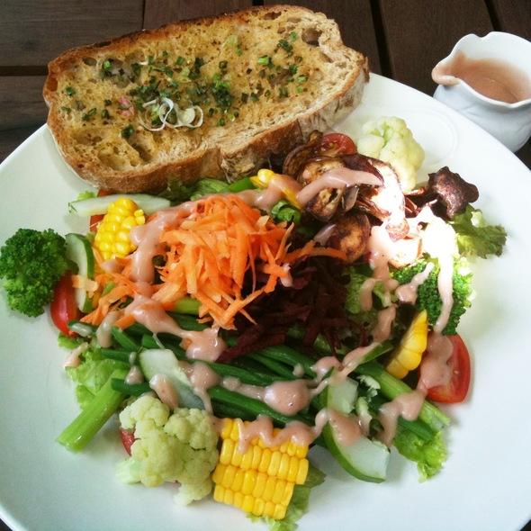 BJ Salad @ Batu Jimbar