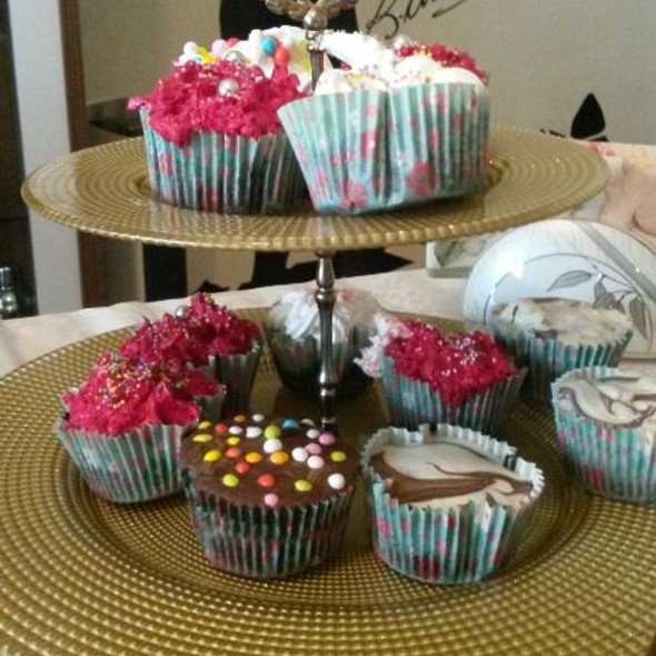 Cupcakes @ At Esin's Home