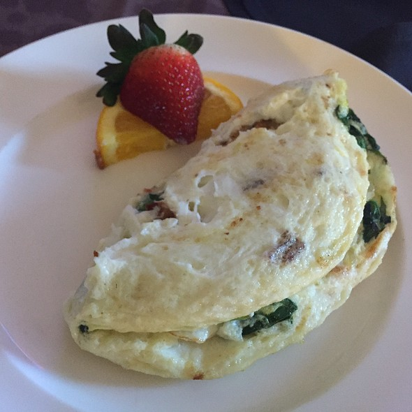 egg white omelette - The Kitchen at Hard Rock Hotel, Orlando, FL