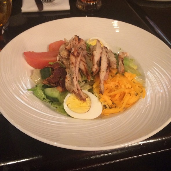 Chicken Cobb Salad - Miller Tavern, Toronto, ON