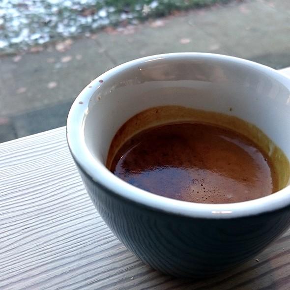 Espresso @ Elysian Coffee