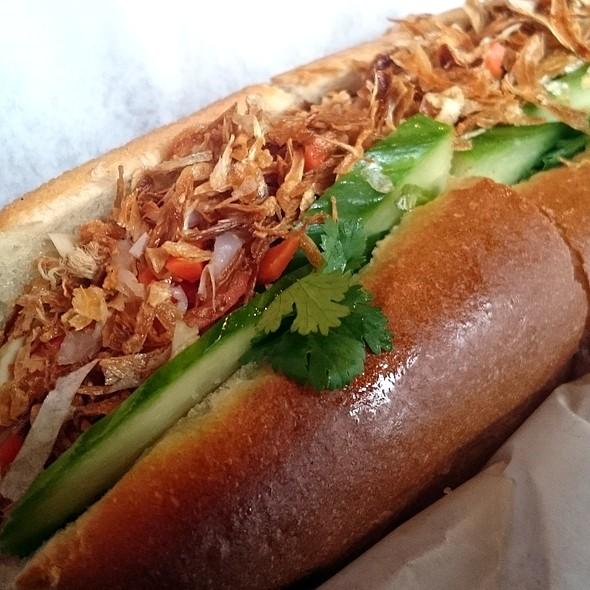Banh Mi @ Mr Red Cafe
