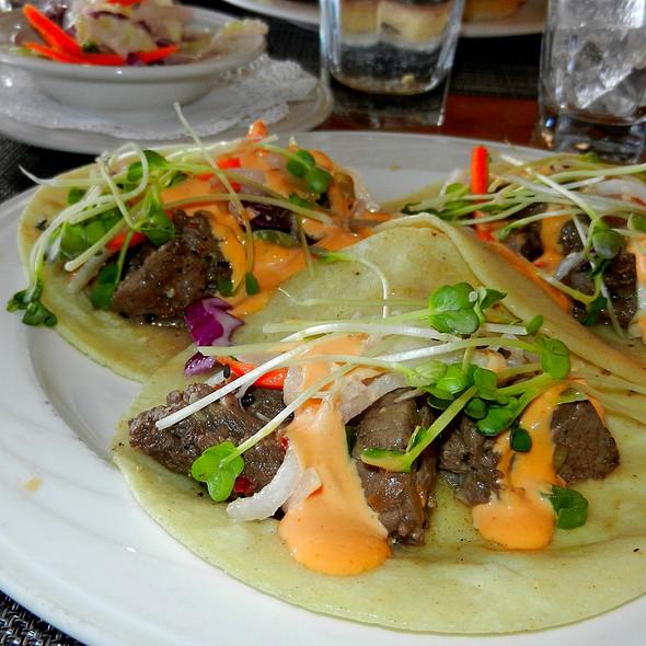Beef Tacos - Josephine's Modern American Bistro, Flagstaff, AZ
