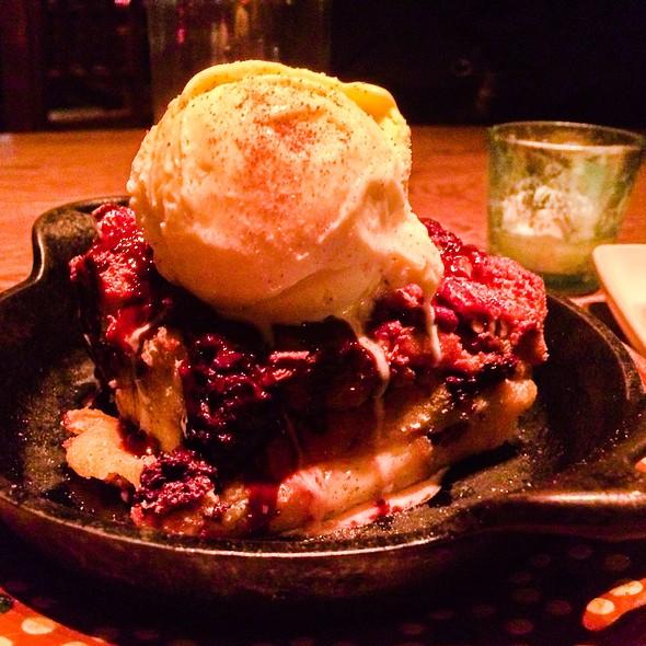 Bread Pudding @ El Vez