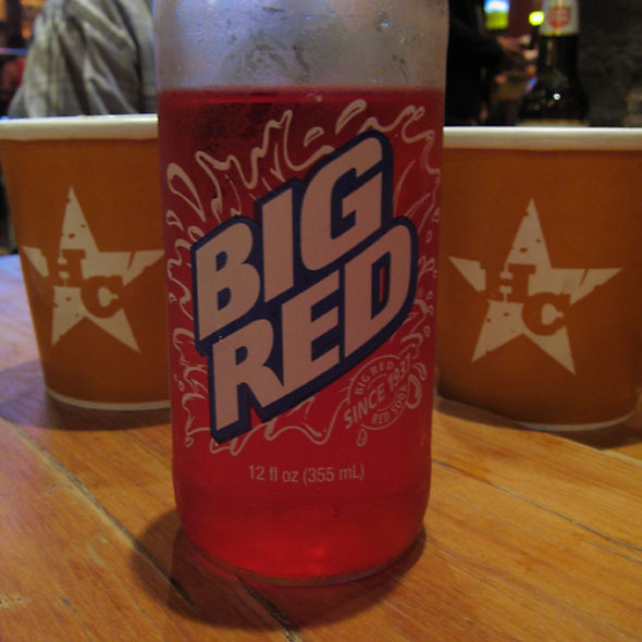 Big Red @ Hill Country BBQ