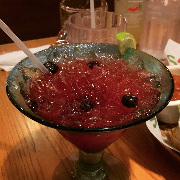 Fresh Berry Margarita @ Chili's Grill & Bar