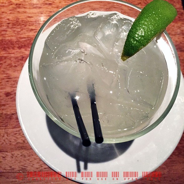 Moscow Mule - The Columbia Firehouse, Alexandria, VA
