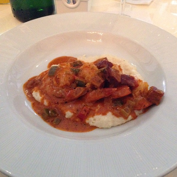 Shrimp and Grits @ Ware House 518