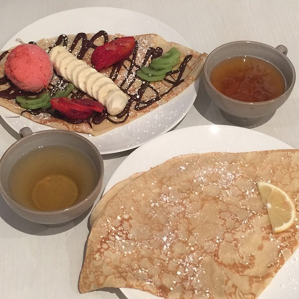 Crepe @ French Touch Creperie