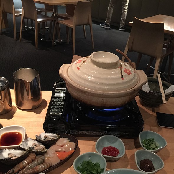 Sapporo Hot Pot @  Masuya Japanese Seafood Restaurant