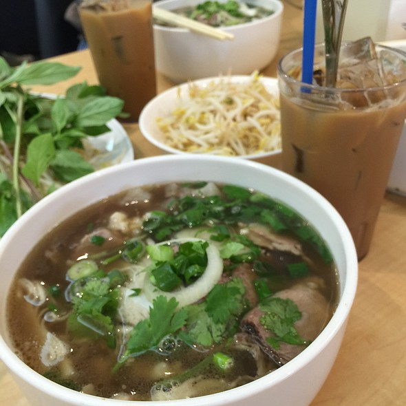 Beef Pho @ Pho An