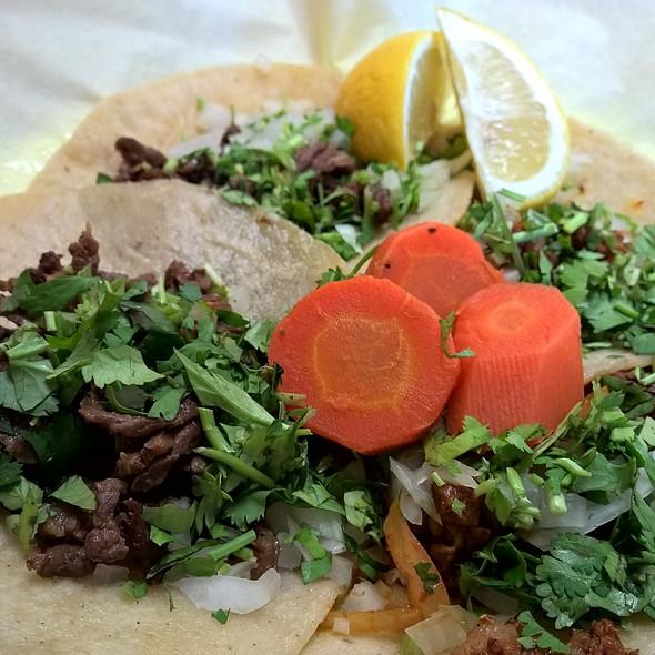 Tacos @ Taqueria Guerrero