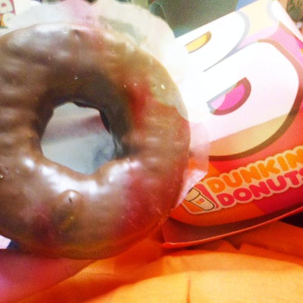 Choco Wacko @ Dunkin Donuts