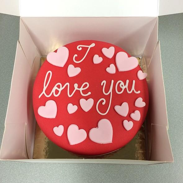 Cake @ Madam Miamiam