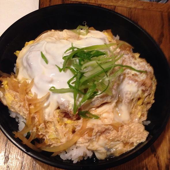 Katsu-Hama Menu - New York, NY - Foodspotting