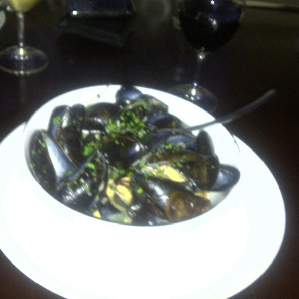 Mussels @ Fabi and Rosi
