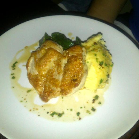 Chicken Breast @ Fabi and Rosi