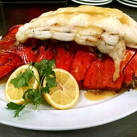Colossal Lobster Tail