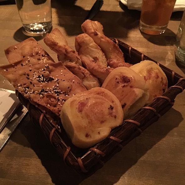 Bread - L'Abattoir Restaurant, Vancouver, BC
