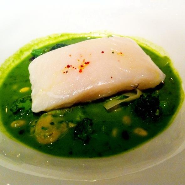 Seafood @ Gramercy Tavern