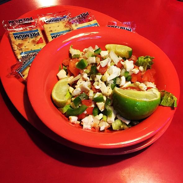 Conch Salad @ Mrs Macs Kitchen