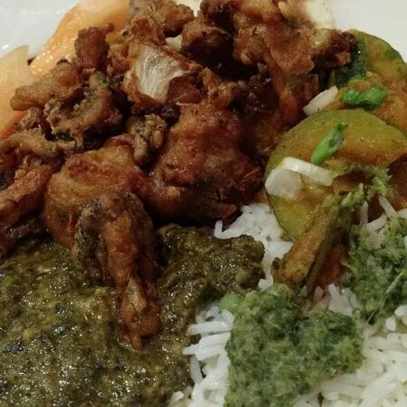 buffet @ Sitar