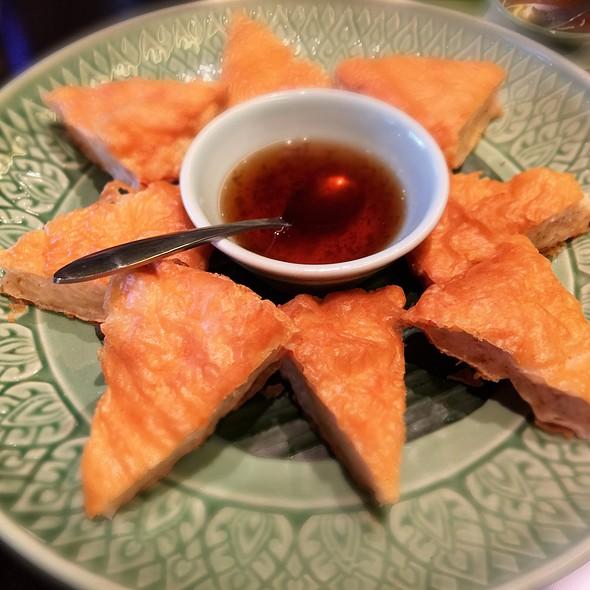 月亮蝦餅 @ 台北喜來登大飯店-SUKHOTHAI