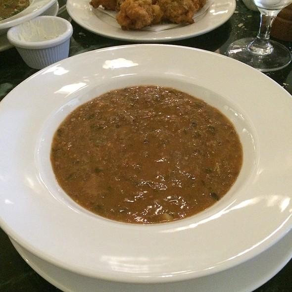 Turtle Soup @ Palace Cafe