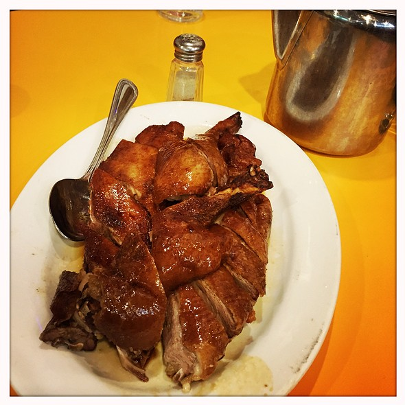 Roasted Duck @ Wo Hop Restaurant