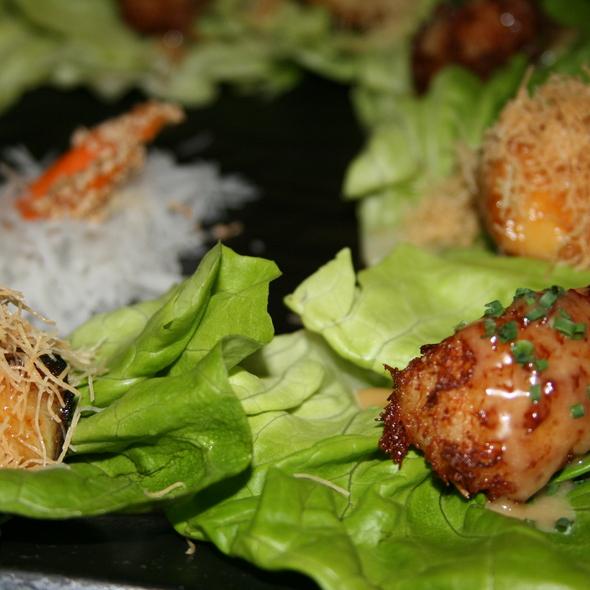 Scallops @ Nobu Restaurant