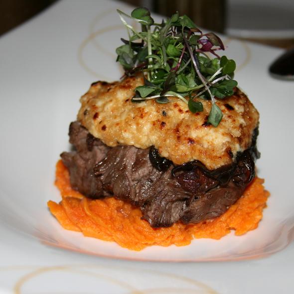 Sous Vide Beef Tenderloin @ Nobu Restaurant