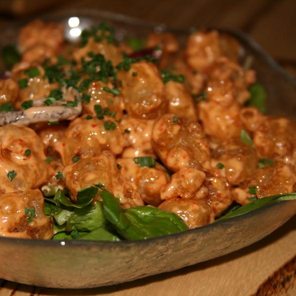 Shrimp Plate @ Nobu Restaurant