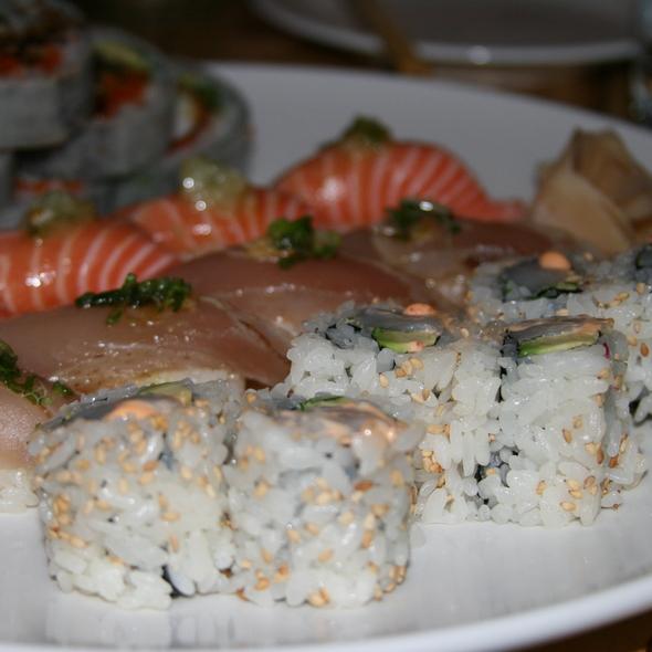 Sushi @ Nobu Restaurant