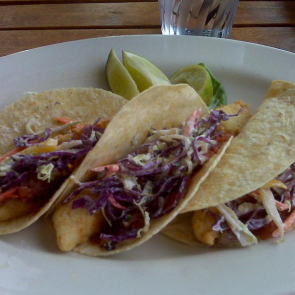 fish tacos - Savoy Bar and Grill Albuquerque, Albuquerque, NM