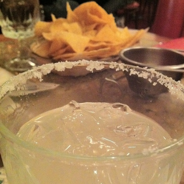 Margarita @ Tommy's Mexican Restaurant