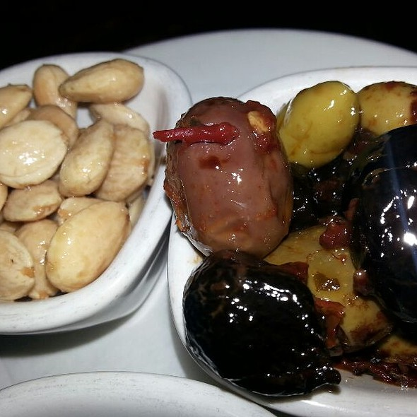 Olives And Marcona Almonds