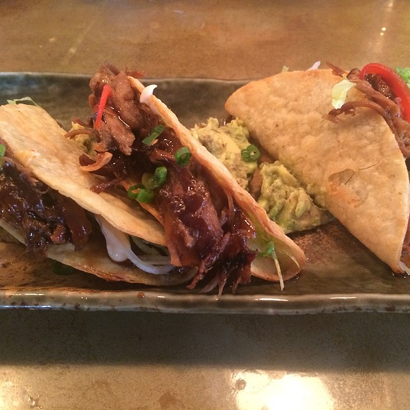 Duck Taquitos - Palm Sugar Asian Grills & Dessert Bar, West Palm Beach, FL