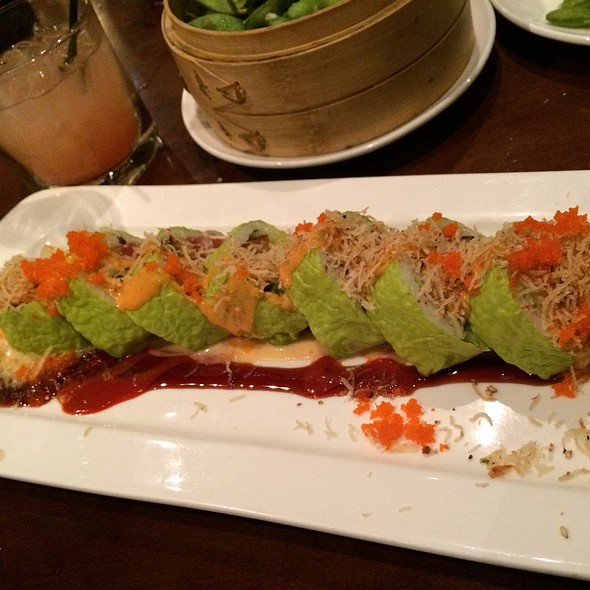 Blackstone Roll - Feng Asian Bistro and Lounge, Millbury, MA