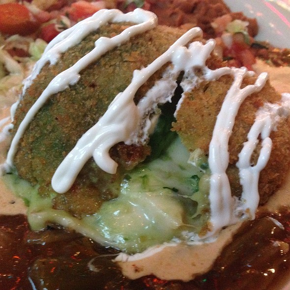 Stuffed Avocado - Tuesday Special