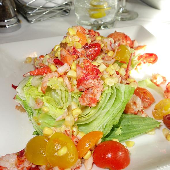 Lobster Cobb Salad - Chicago Cut Steakhouse, Chicago, IL