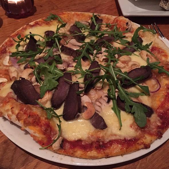 Lamb Pizza @ Vegamót - Bistro/Bar