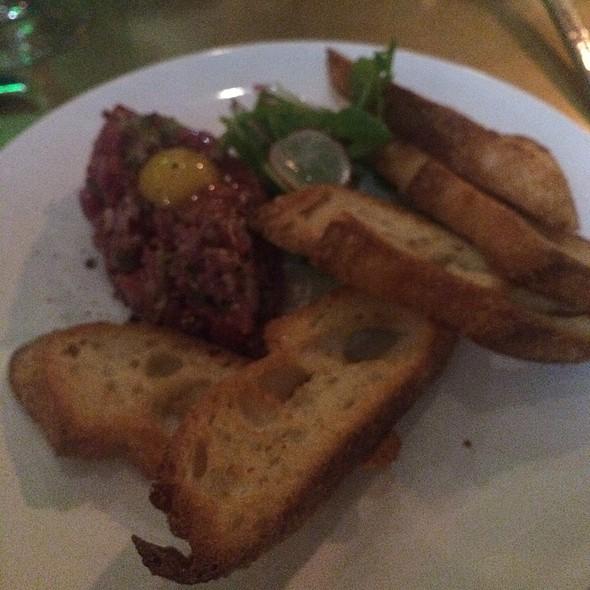 steak tartare @ Sous Beurre Kitchen