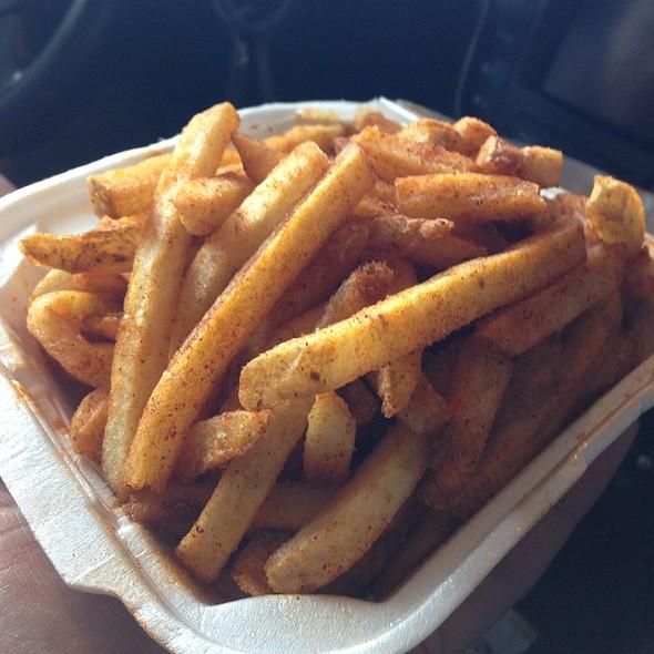 Chipotle Bbq Fries @ Tony Luke's