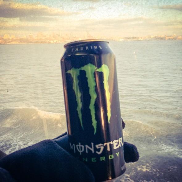 Monster @ Staten Island Ferry-St George