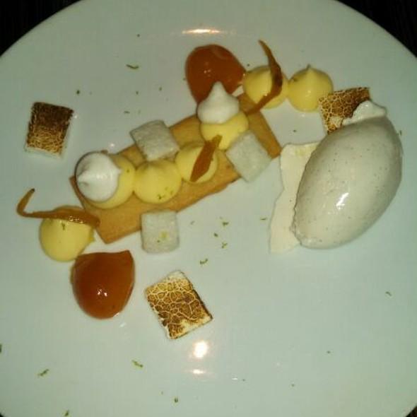 lemon tart - R2L, Philadelphia, PA