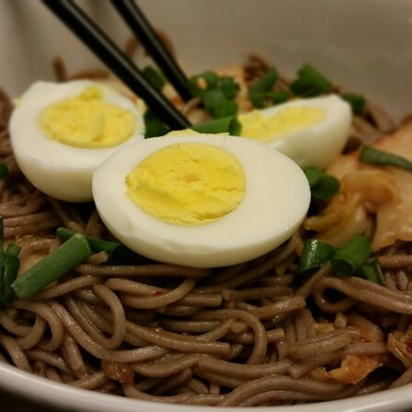 Noodles @ Shawnee Kitchen at Home