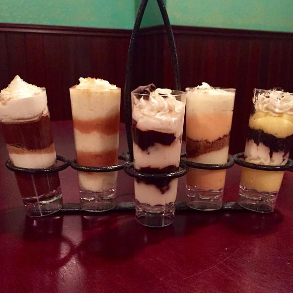 Dessert Shooters - T.J. Maloney's, Merrillville, IN