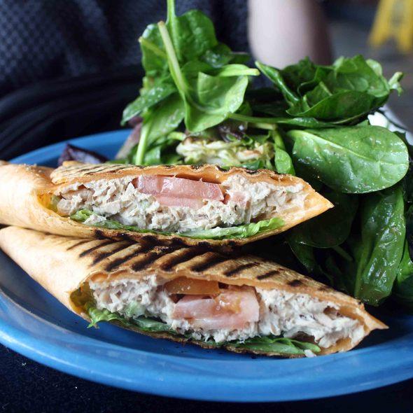 Albacore Tuna Salad @ Cafe Mirage
